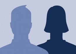 חיים כפולים בפייסבוק